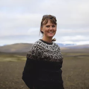 Herdís Friðriksdóttir is your Local guide on the Golden Circle