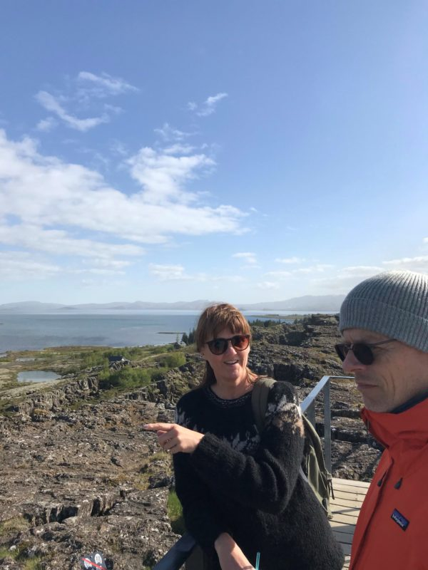 Having your own local private guide on the Golden CIrcle
