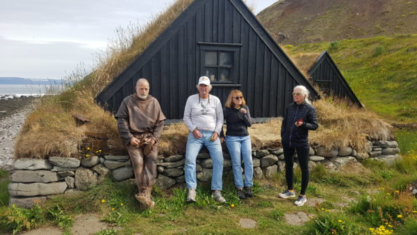 Meet the locals in Iceland
